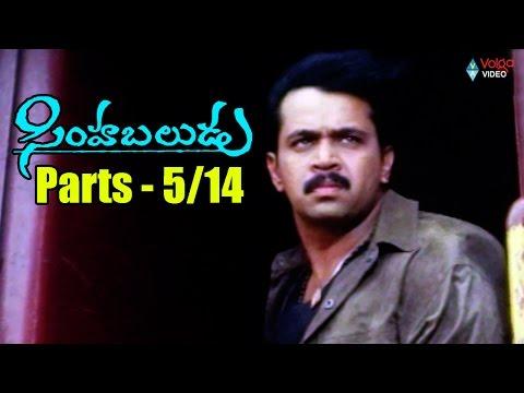 Simha Baludu Movie Parts 5/14 - Arjun,...