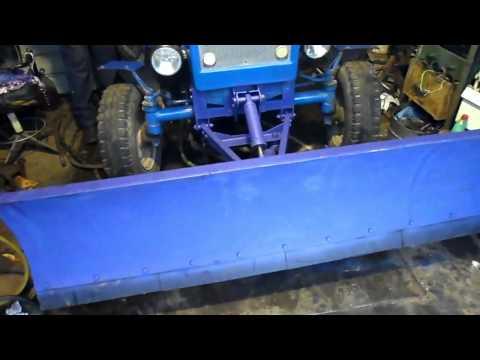 Купить Трактор МТЗ Беларус 320 с фронтальным погрузчиком и.