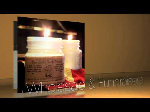 Wholesale Soy Candles| Purchase Beckley's Natural Handmade Candle
