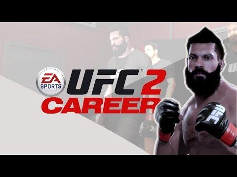 VE BAŞLIYORUZ !! | UFC 2 Kariyer Modu #1
