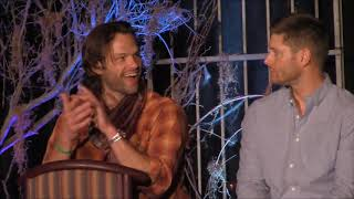 Jensen Being D O N E With Jared
