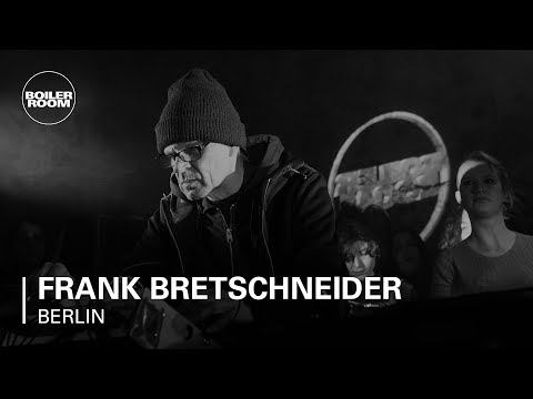 Frank Bretschneider Boiler Room Berlin DJ Set