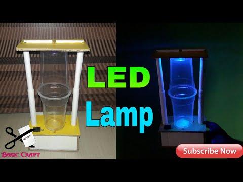 DIY Diwali Lantern Making At Home   Night Lamp For Decorative Lighting   दीवाली लैंप बनाने की विधि