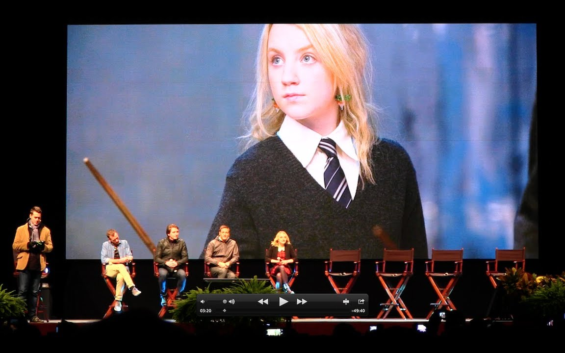 Evanna Lynch Luna Lovegood Harry Potter Tribute -8133