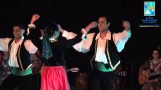 Presentación de Ballet Folclórico Nacional Bafona