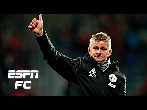Solskjaer the only one on Earth pleased with Man United's draw vs. Alkmaar - Frank Leboeuf | ESPN FC