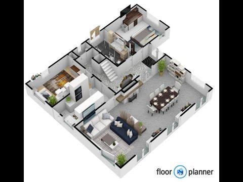 Floorplanner Project | Bina Plan Rumah Anda Sendiri