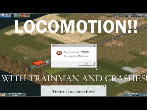 Trainman Plays Chris Sawyer's Locomotion (Ep. 161: Blowin Your Mind)