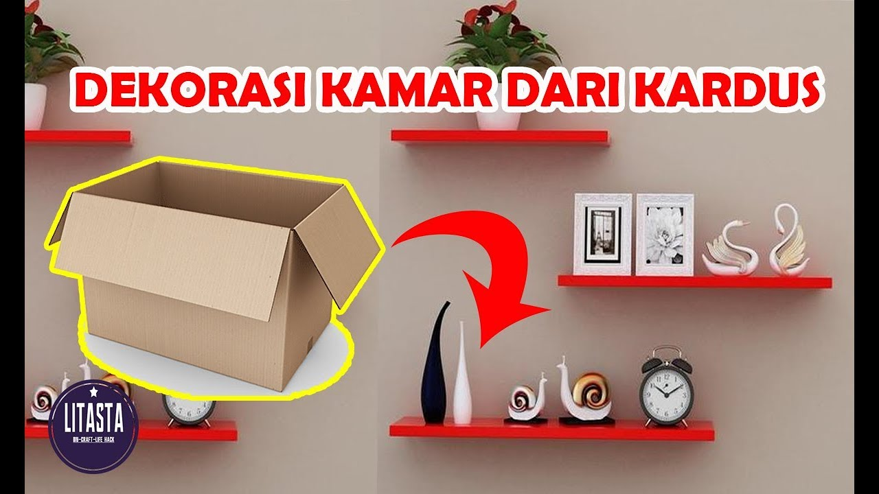 Cara Buat Anak Di Kamar Mandi Cool Creative Ideas Decorating Room With Used Cardboard Diy Home Decor