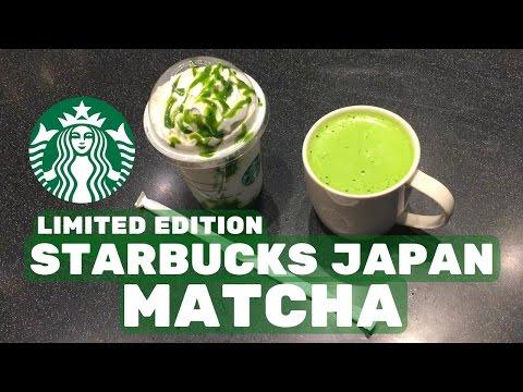 Starbucks Japan's New Surprise! Tokyo Vlog