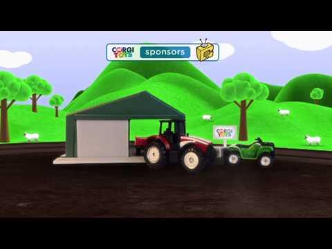 Corgi Toys 2012/13 TV Ads - Agriculture