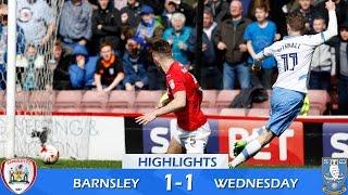Barnsley 1 Sheffield Wednesday 1 | Extended highlights | 2016/17