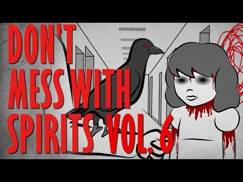 DON'T MESS WITH THE SPIRIT WORLD - Scary Story Time Vol. 5 Compilation // Something Scary | Snarled