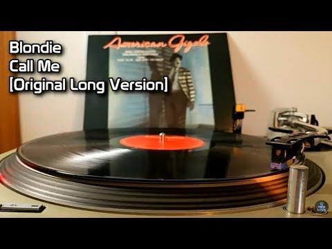 Download Blondie - Call Me [Original Long Version] (1980)