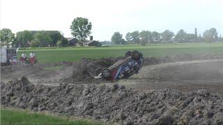 Autocross Pieterzijl 31-5 & 1-6-2019 Crashes