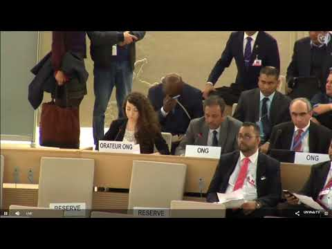 UN Live United Nations Web TV   Live Now   37th Regular Session of Human Rights Council   Google Chr