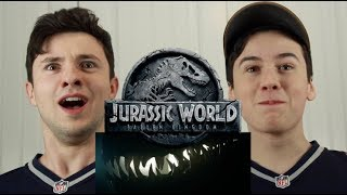 Jurassic World: Fallen Kingdom Super Bowl Trailer | Our Reaction