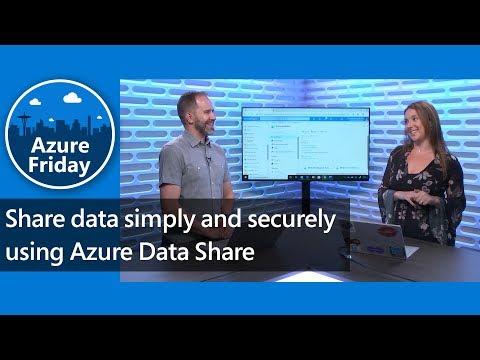 Microsoft Azure Data Share : un outil pour simplifier le partage de données