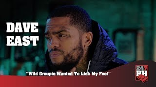 Dave East Wild Groupie Wanted To Lick My Feet 247HH Wild Tour Stories.mp3