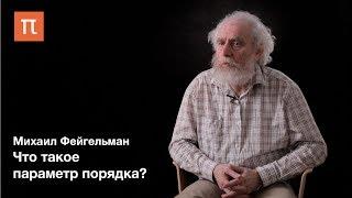 Теория фазовых переходов — Михаил Фейгельман