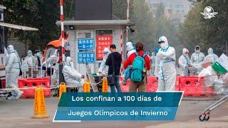 Decenas de complejos habitacionales, así como lugares turísticos, están aconsejando limitar la movilidad debido a un incipiente brote de coronavirus que el gobierno de China ha cifrado en más de 100 casos nuevos sólo en la última semana