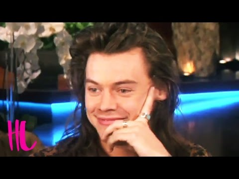 Harry Styles Super Awkward Reaction To Zayn Malik Interview Question