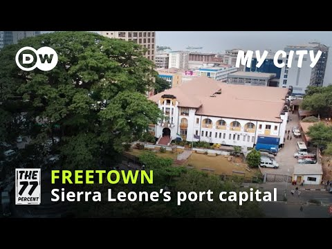 Explore Freetown, Sierra Leone with Lansana Mansaray