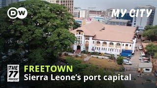 Explore Freetown, Sierra Leone with Lansana Mansar...