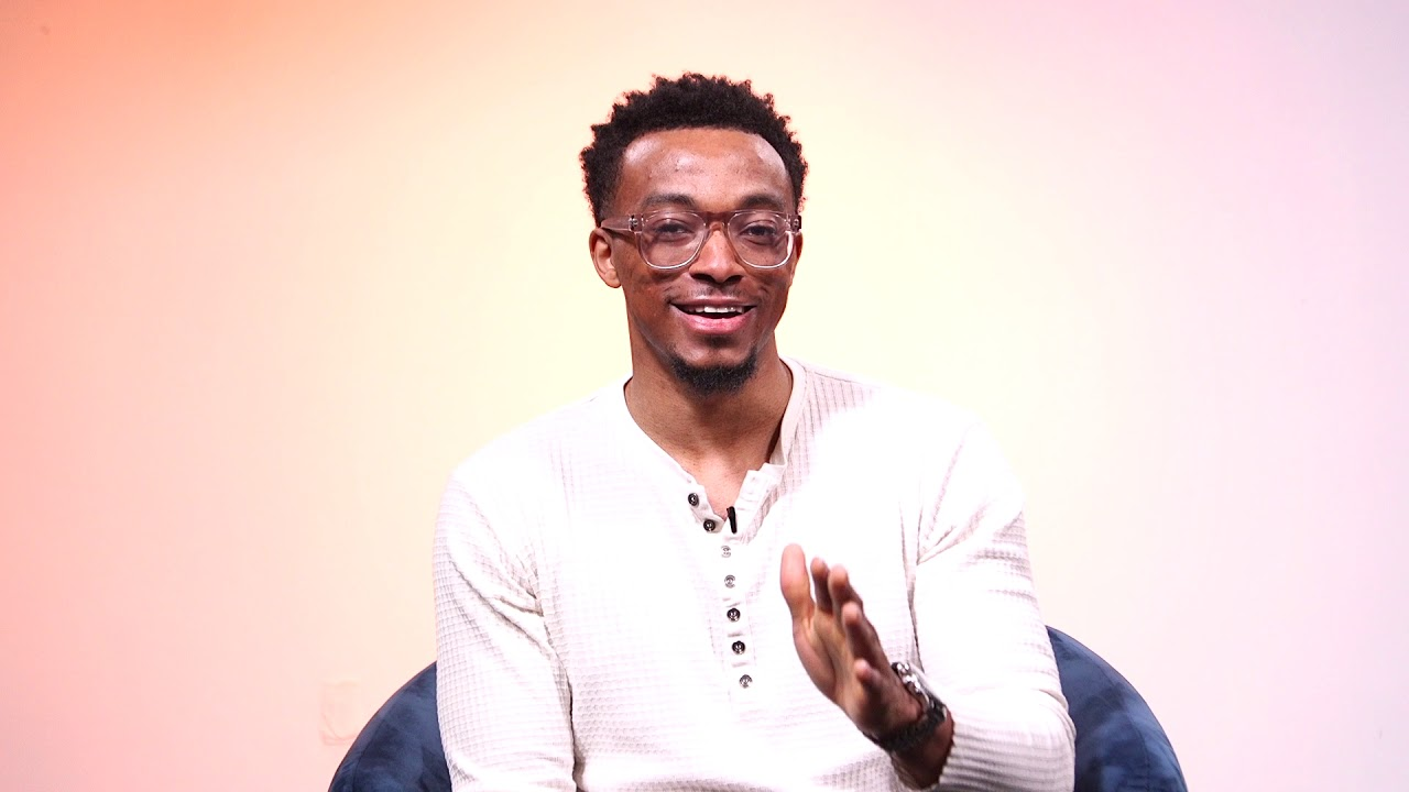Jonathan Mcreynolds Talks Make Room Book Amp Tour Youtube