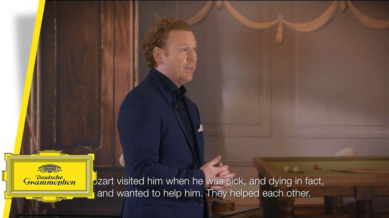 Daniel Hope - Journey to Mozart (Trailer)