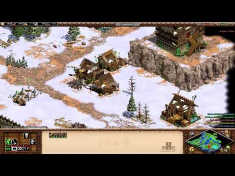 Let's Play AoE2: The Conquerors #71 - Kyoto (German)