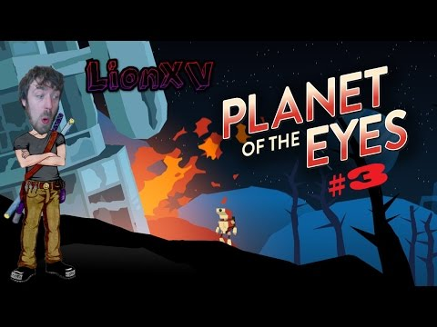 INVASION OF THE SPINNING CUBES | Planet of the Eyes #3