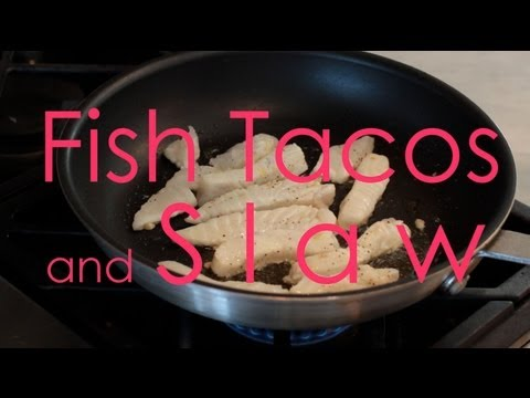 Fish Tacos & Slaw | Bon Appétempt | PBS Digital Studios