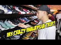 SNEAKER SHOPPING IN MALAYSIA + MORE!