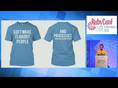 RubyConf 2016 - Running Global Manufacturing on Ruby (among other things) by Lee Edwards