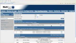 faxfinder web demo for resellers part 1 of 2