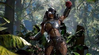 Me Enfrento a PREDATOR Por Primera Vez!   Predator Hunting Grounds SURVIVOR