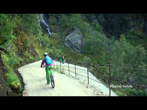 Fjord Norway: Rallarvegen cycle route