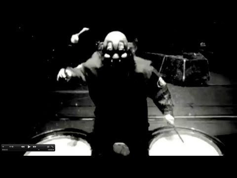 SLIPKNOT'S Clown takes on Mayhem - Rockstar Mayhem Festival 2012
