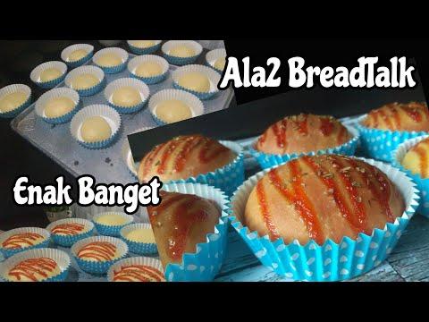 Cara Membuat Roti Isi