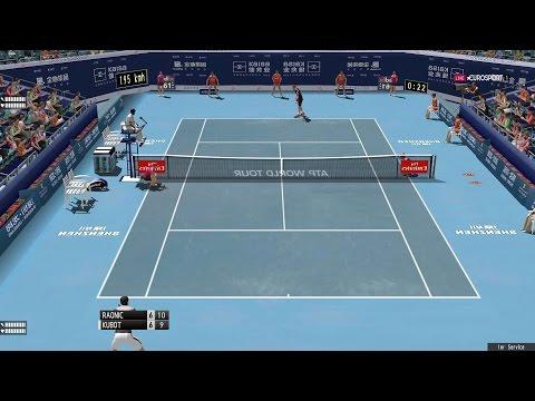 Raonic vs Kubot |  QF Shenzen Open Atp250 | Ép.42 Tennis Elbow 2013 | Très solide Kubot