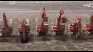 Китай Рулит! Невообразимые постройки в Китае   Документальный фильм