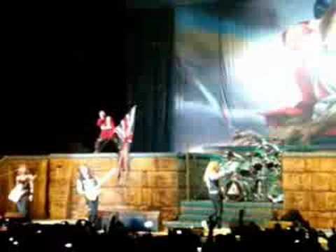Iron Maiden-5.The Trooper(San Juan,Puerto Rico 2008)