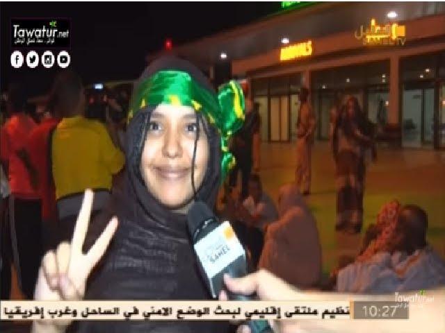 برنامج نبض الملاعب - الاعلان عن طلاق أول قناة رياضية في موريتانيا - قناة الساحل