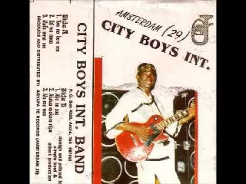 J.A. Adofo & City Boys International - Amsterdam (29) : 80's GHANA Highlife Folk Music ALBUM Songs