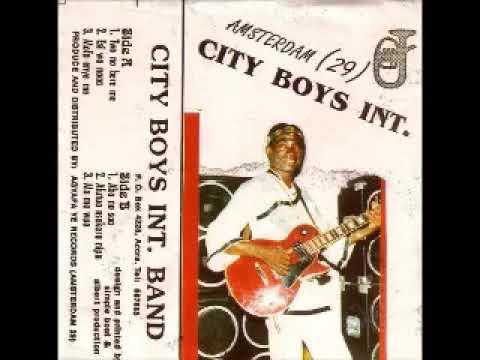 J.A. Adofo & City Boys International - Amsterdam (29) : 80's GHANA Highlife Folk Music ALBUM Songs