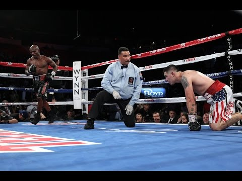 Bradley vs. Rios: Quick Hits
