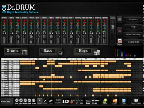 Beat Mixing Software - Reasons Beat Maker