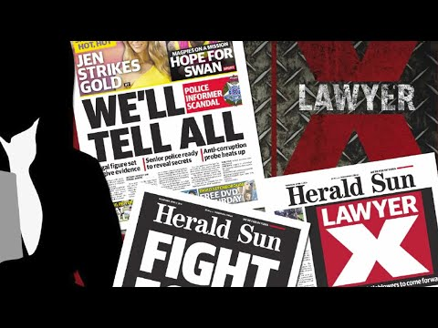 'Lawyer X' Is The Story Vic Police Didn't Want Australians To Read: Herald Sun Editor