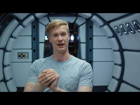 "Solo: A Star Wars Story: Joonas Suotamo ""Chewbacca"" Behind the Scenes Interview"